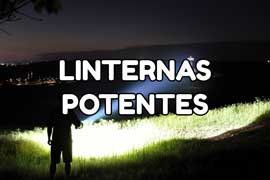 linternas led potentes